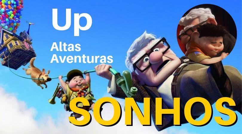 UP Altas Aventuras – SONHOS