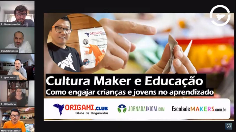 Cultura Maker e Origami – Moonshoedu