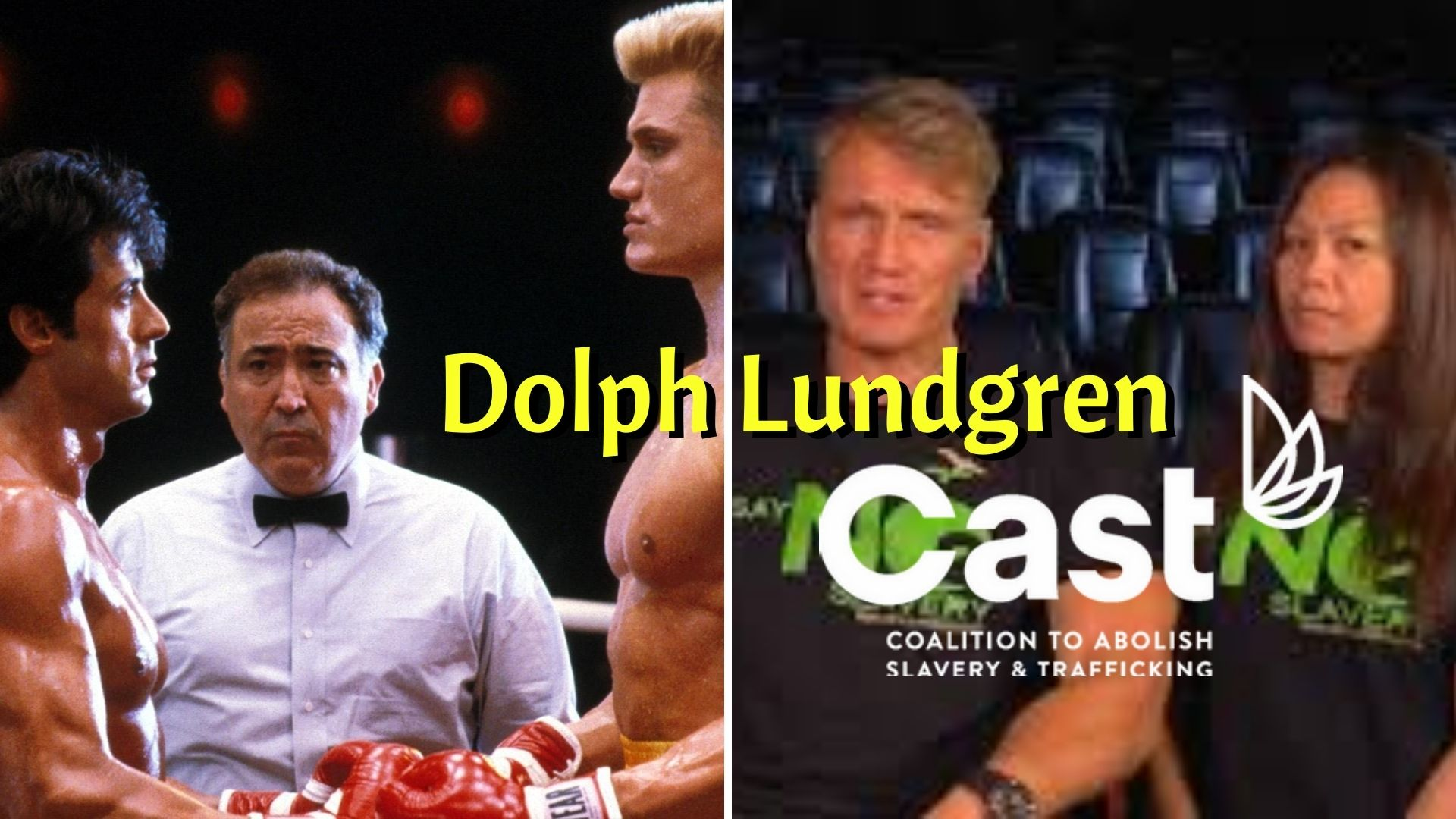 Sobre Cura e Perdão – Dolph Lundgren