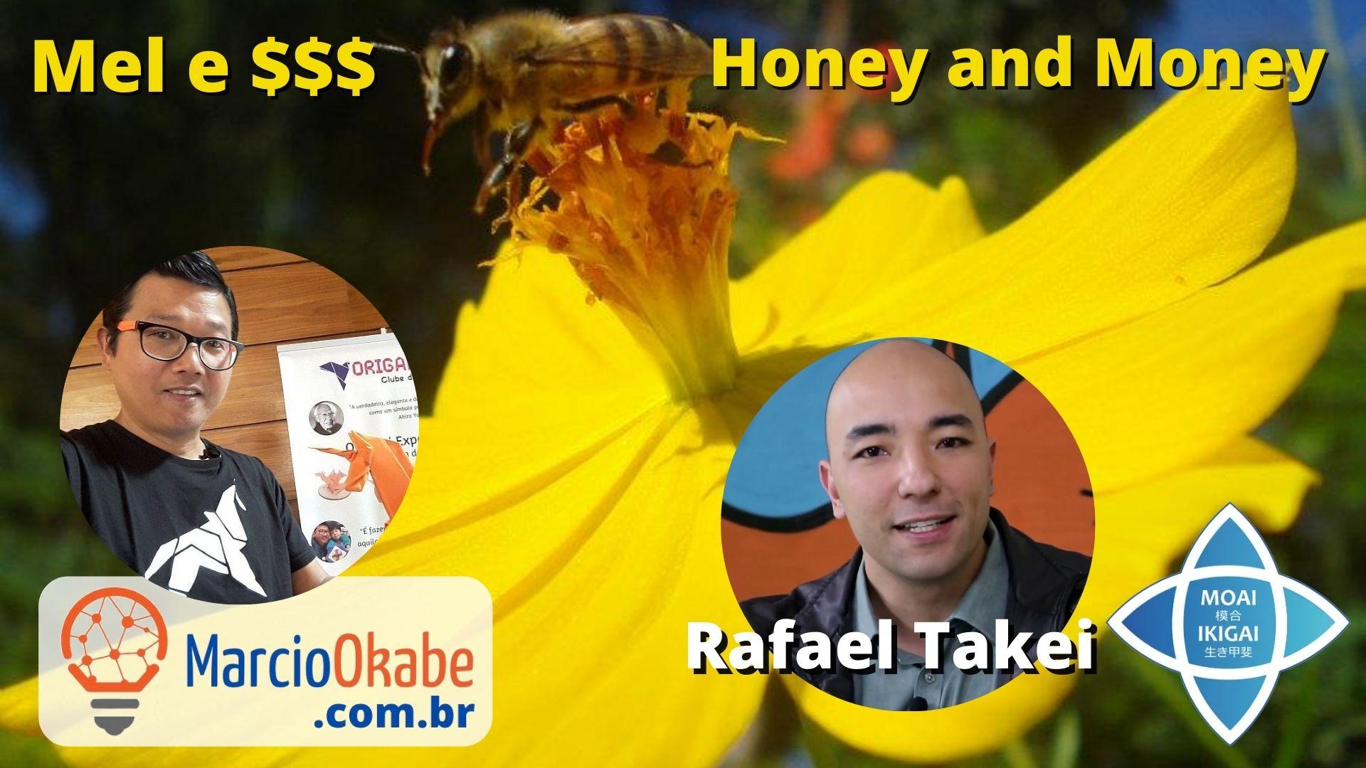 Conversas Ikigai – Honey and Money #24
